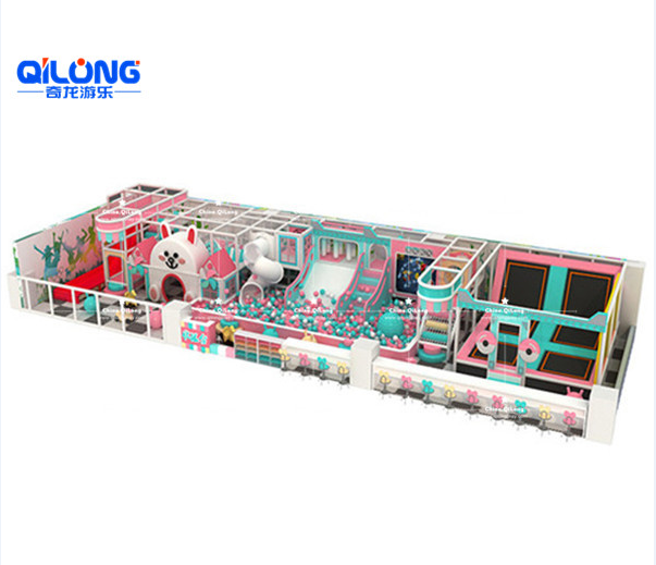 QL-TQB225 indoor playground prices